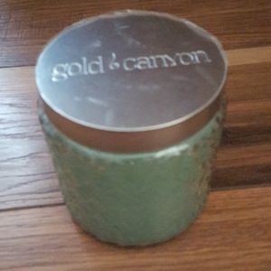 Gold Canyon Misty Wood 16 oz Candle New